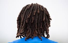 Boy with dreads Russell Brooks