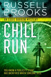 Buy, Buy Chill Run Now, Chill Run, Eddie Barrow, books by Russell Brooks, authors similar to Eric Jerome Dickie