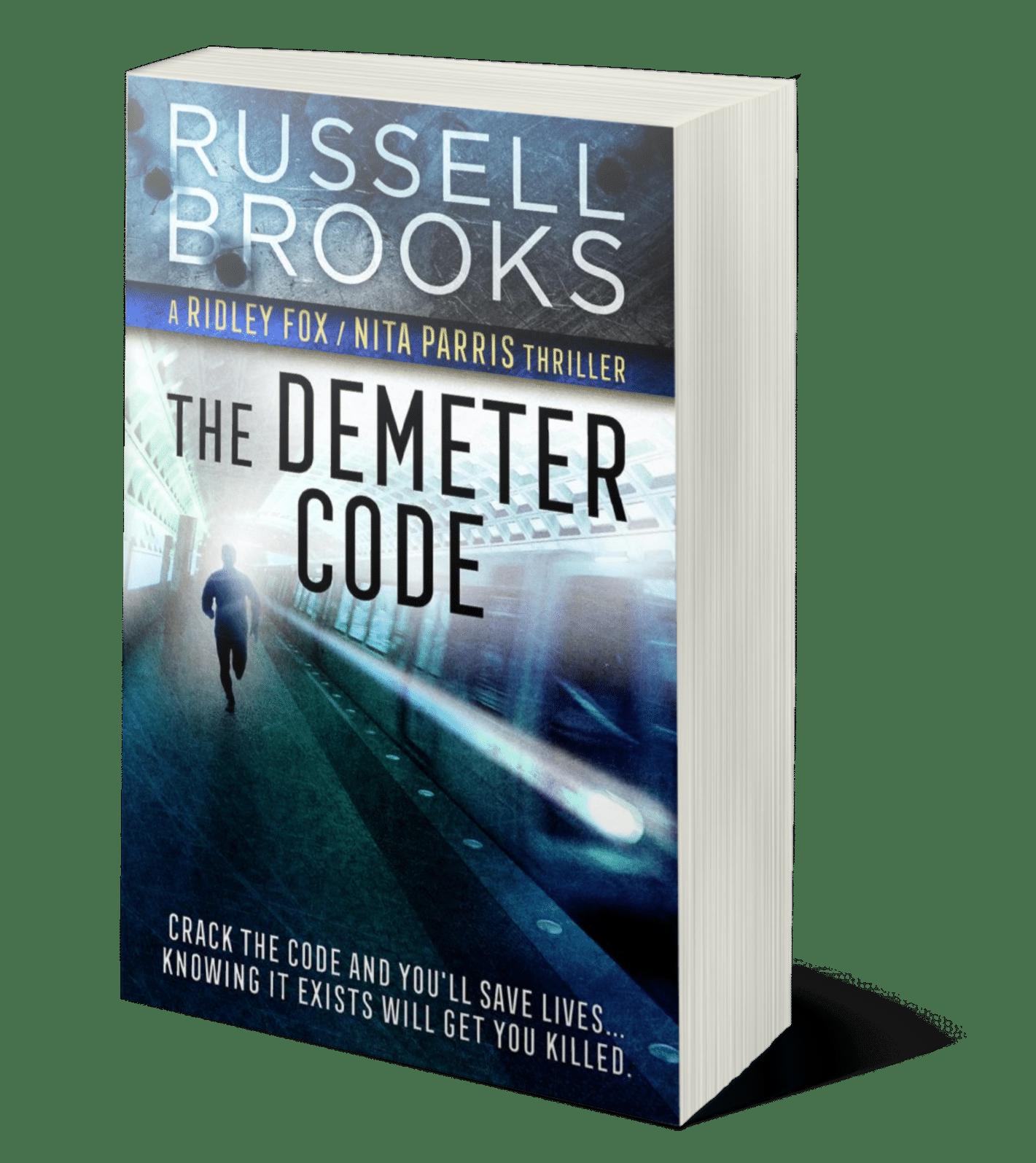 Buy The Demeter Code now