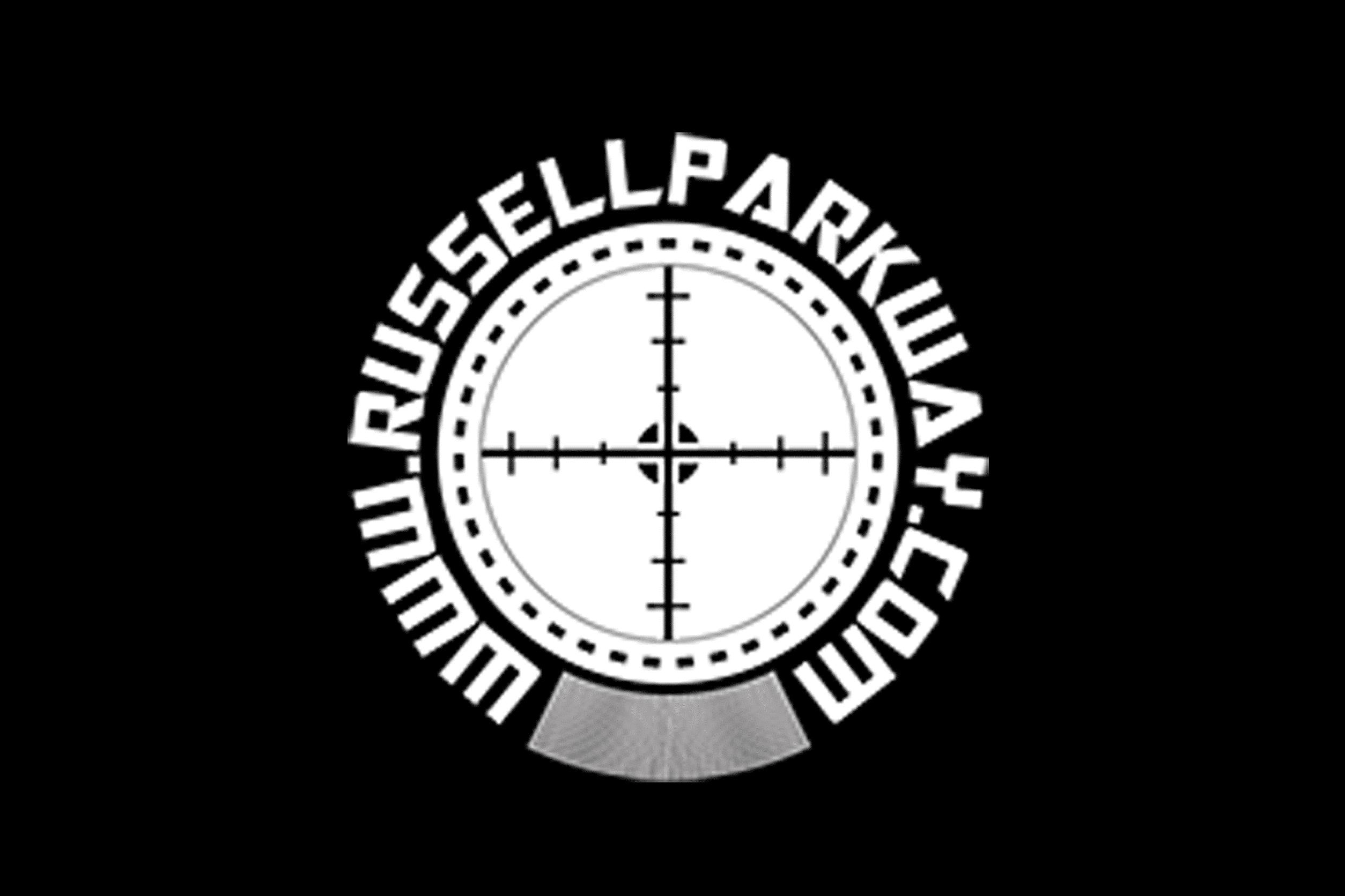 Russell Brooks logoOnBlack2