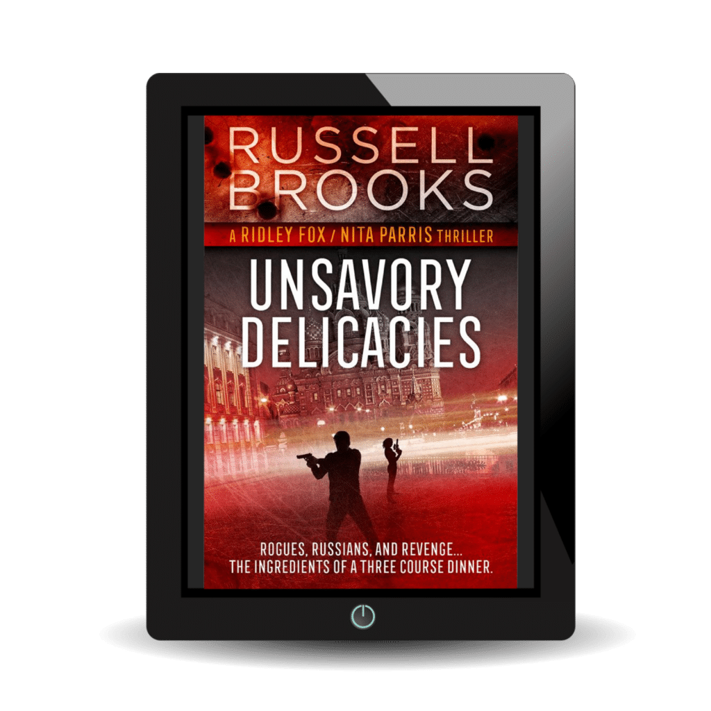Unsavory Delicacies by Russell Brooks