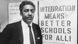 LGBTQ Black History Bayard Rustin