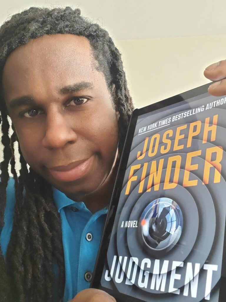 Joseph Finder Judgement