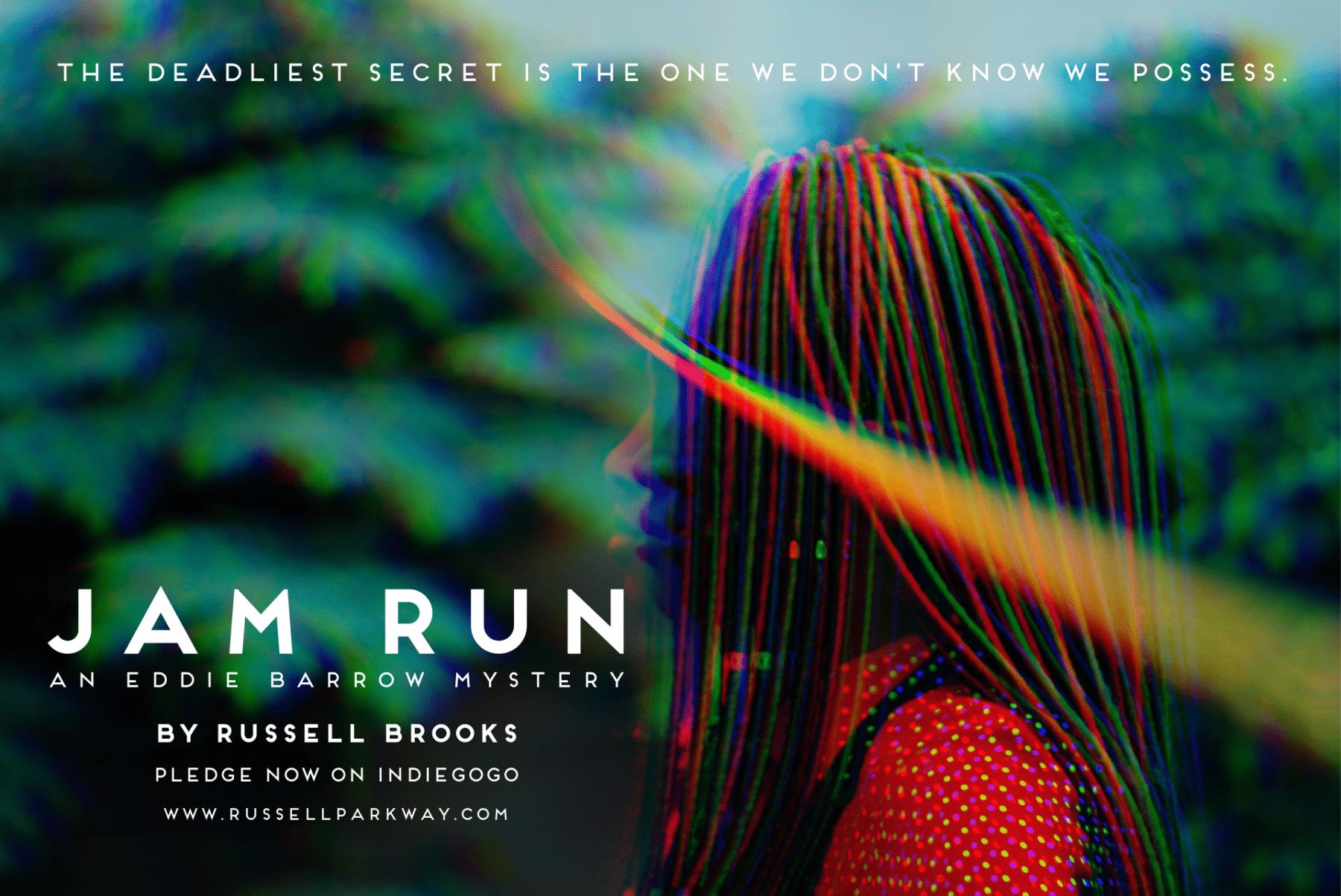 Jam Run Book Coming in 2022